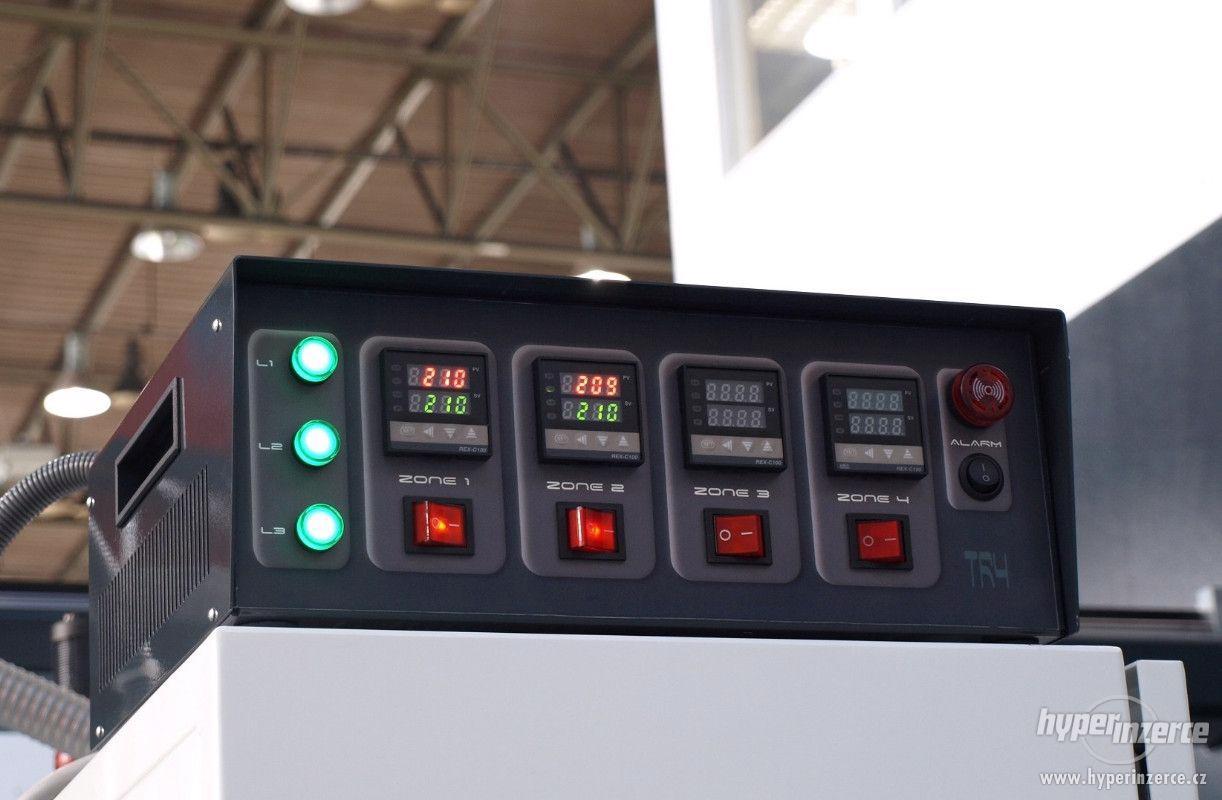 Regulátor horkých vtoků - foto 1