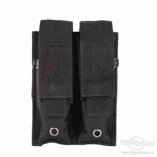 Sumka na 2 pistolové zásobníky - písková - foto 10