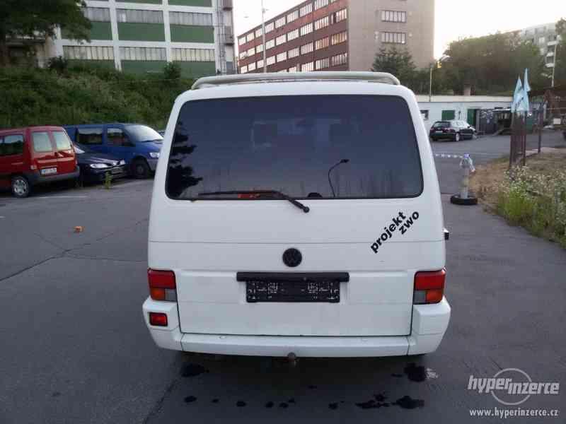 VW Multivan 2.5 Projektzwo - foto 4