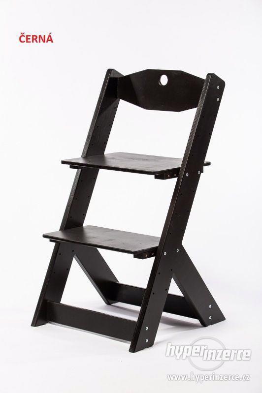 Rostoucí židle OMEGA II - různá barevná kombinace - foto 9