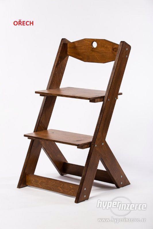 Rostoucí židle OMEGA II - různá barevná kombinace - foto 16