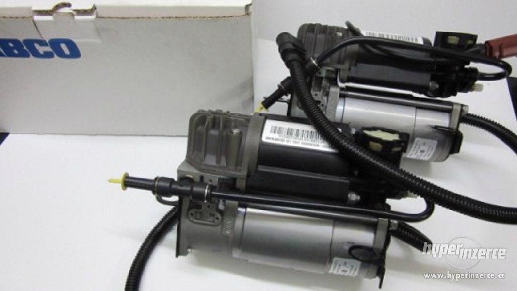 ¤ REGENERACE - Kompresor vzduchového podvozku