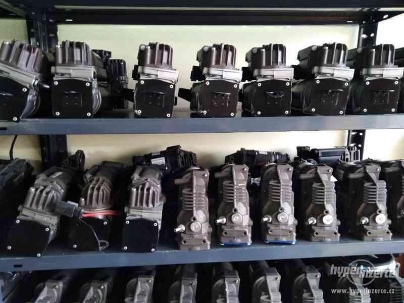 ¤ REGENERACE - Kompresor vzduchového podvozku - foto 7