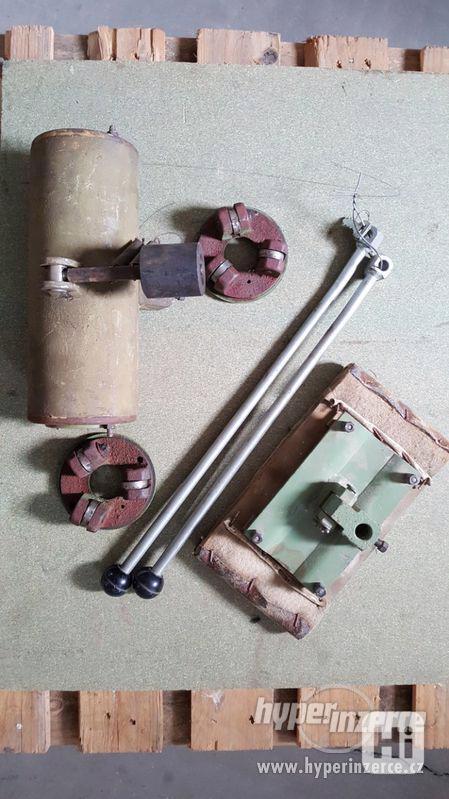Náhradní díly na pásovou brusku