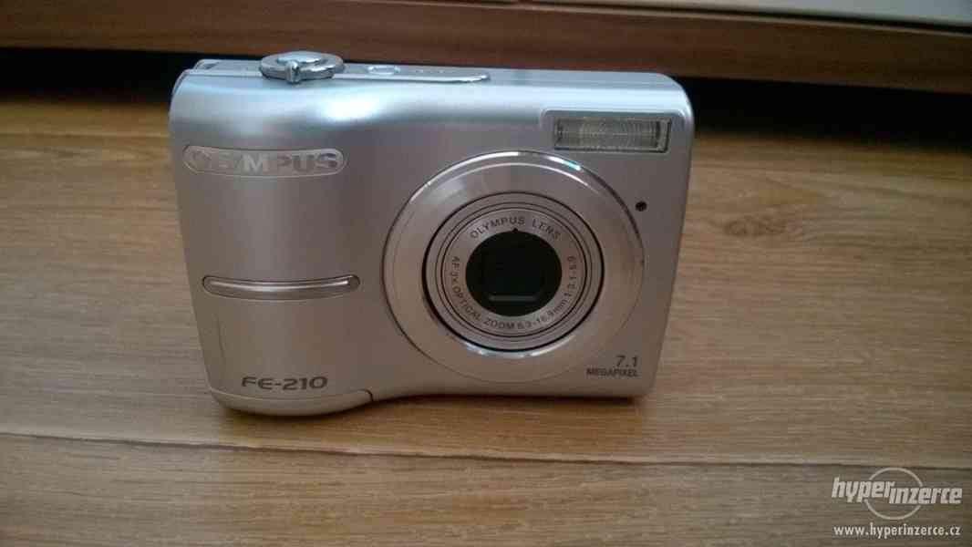 Digitální fotoaparát Olympus