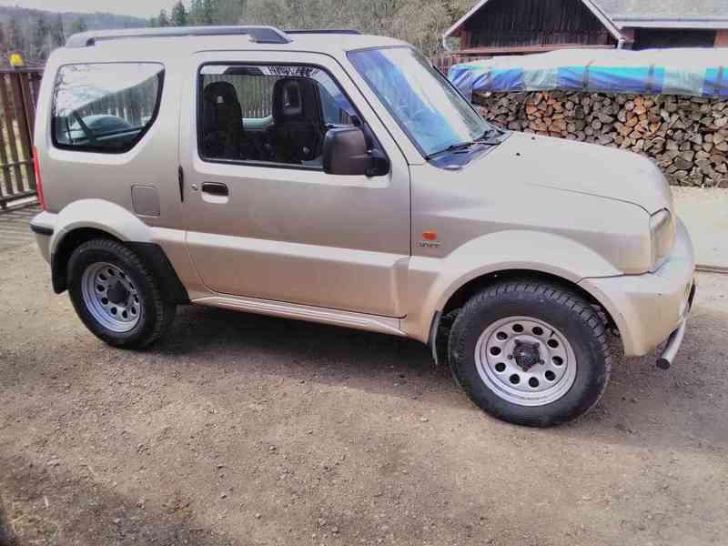 Suzuki Jimny 2005 - foto 3