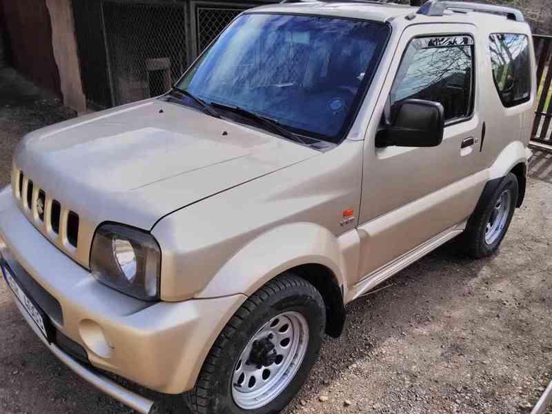Suzuki Jimny 2005 - foto 6