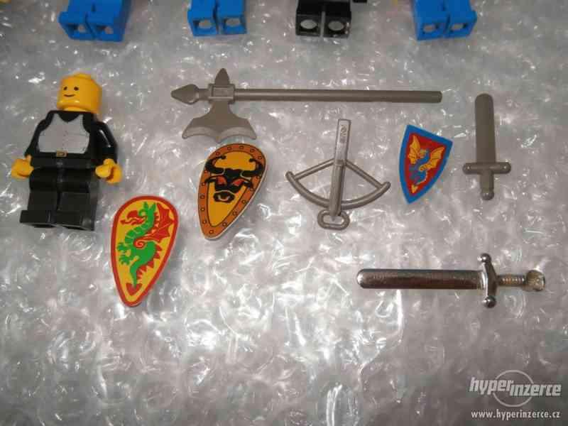 LEGO CASTLE MINIFIGURKY 32KS + DOPLŇKY - foto 7