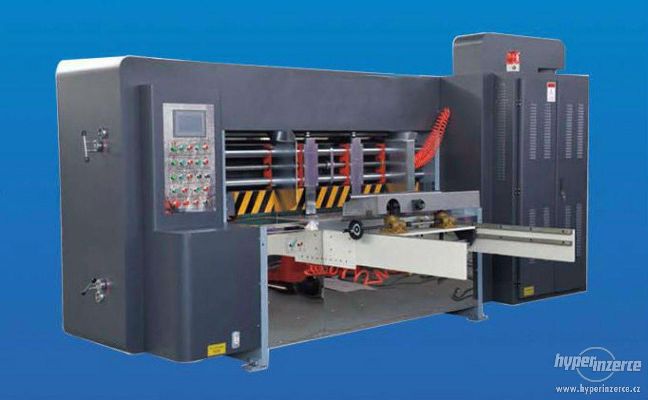 Automatický rotační výsekový stroj - foto 1