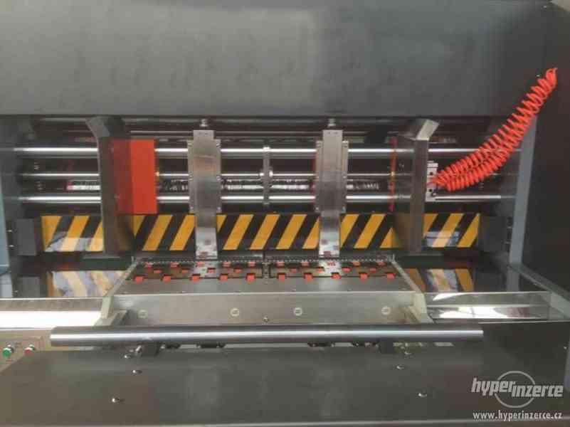 Automatický rotační výsekový stroj - foto 2