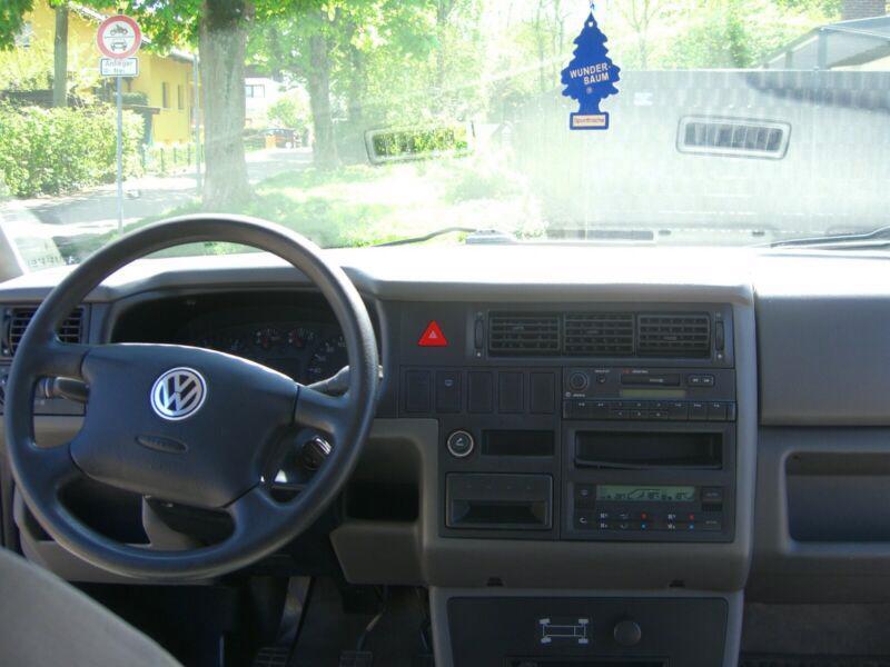 Volkswagen T4 Caravelle 2,5tdi 4x4 uzávěrka 75kw - foto 10