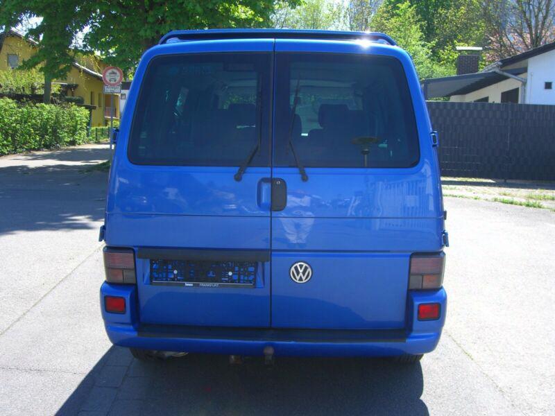 Volkswagen T4 Caravelle 2,5tdi 4x4 uzávěrka 75kw - foto 11