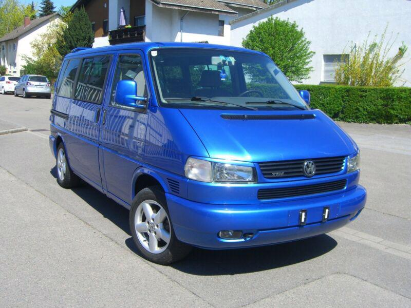 Volkswagen T4 Caravelle 2,5tdi 4x4 uzávěrka 75kw - foto 3