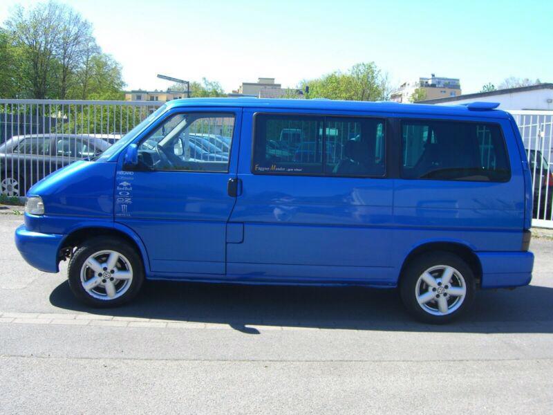 Volkswagen T4 Caravelle 2,5tdi 4x4 uzávěrka 75kw - foto 1