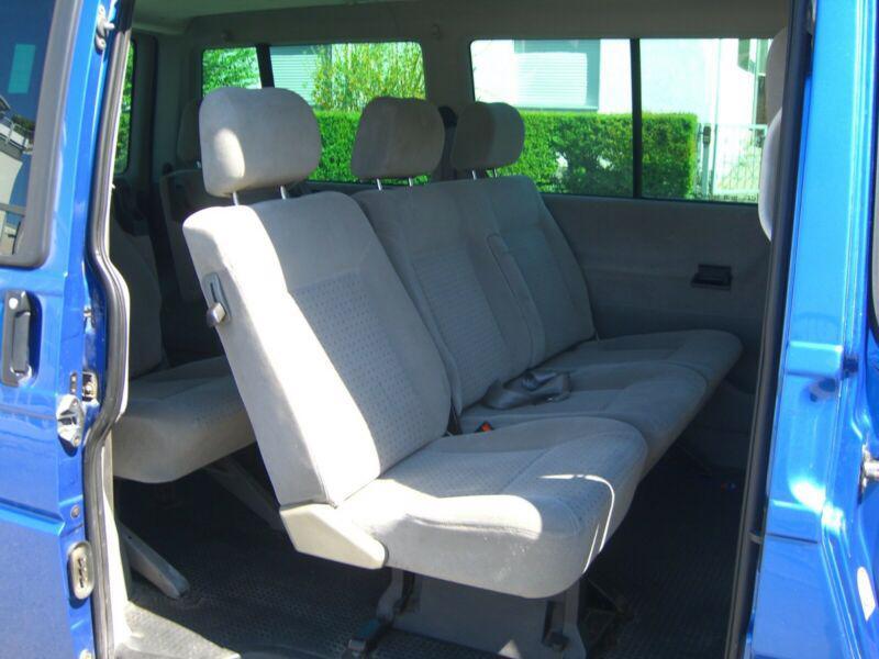 Volkswagen T4 Caravelle 2,5tdi 4x4 uzávěrka 75kw - foto 21