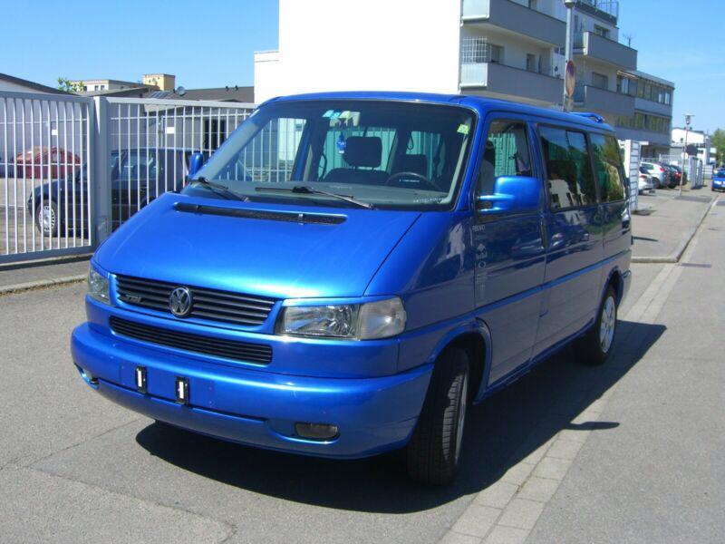 Volkswagen T4 Caravelle 2,5tdi 4x4 uzávěrka 75kw - foto 6