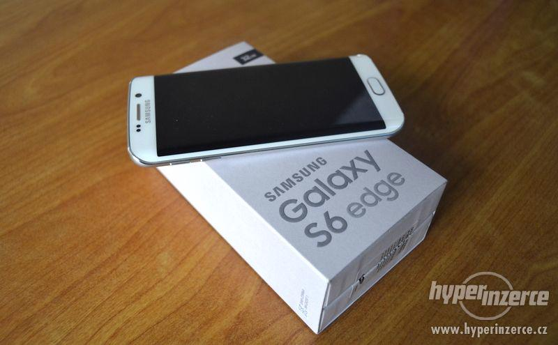 Nový Samsung Galaxy S6 EDGE Odemčený - foto 1