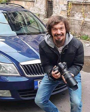 Fotograf, focení. - foto 1