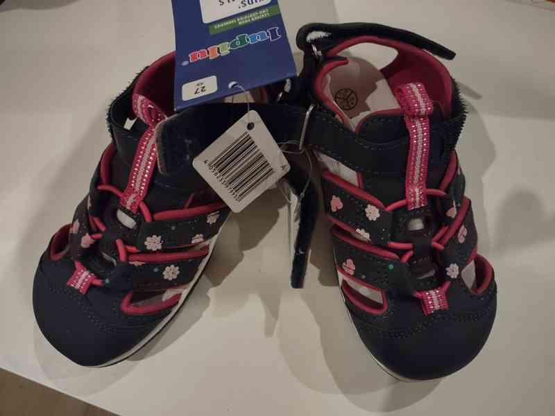 Dívčí sandále - foto 6