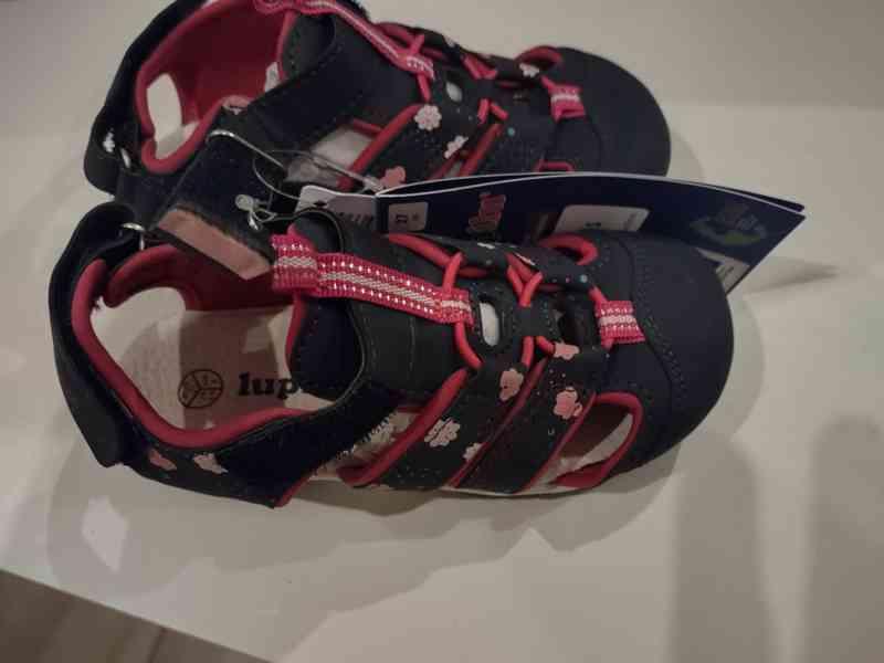 Dívčí sandále - foto 7