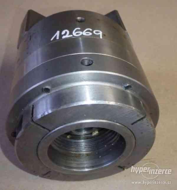Univerzální sklíčidlo na brusku 100/3 BUA 25 s přírubou - foto 4