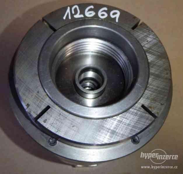 Univerzální sklíčidlo na brusku 100/3 BUA 25 s přírubou - foto 5