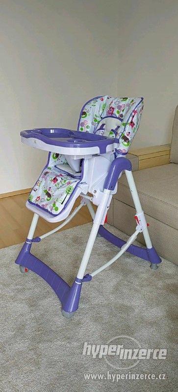 Dětská židlička - foto 1