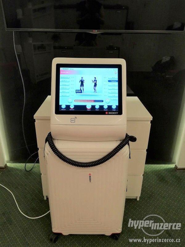 Svalový stimulátor XBody Actiwave