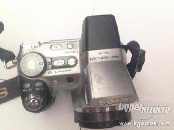 Fotoaparát digitální SONY DSC-H5 - foto 1
