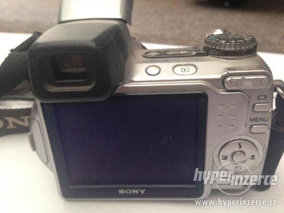 Fotoaparát digitální SONY DSC-H5 - foto 3