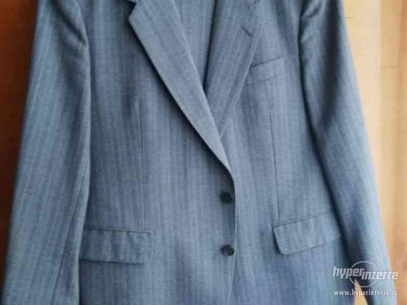 Prodám pánský oblek velikost 52