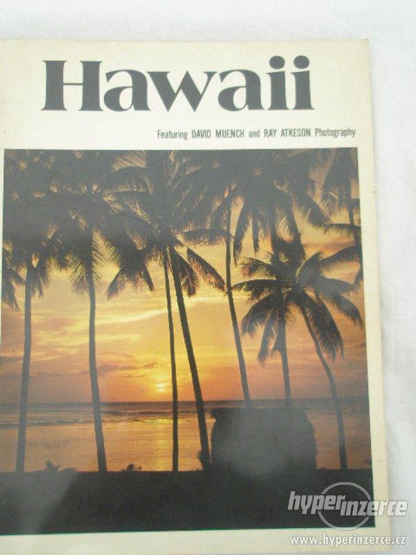 Havajské ostrovy v angličtině - 2 knihy