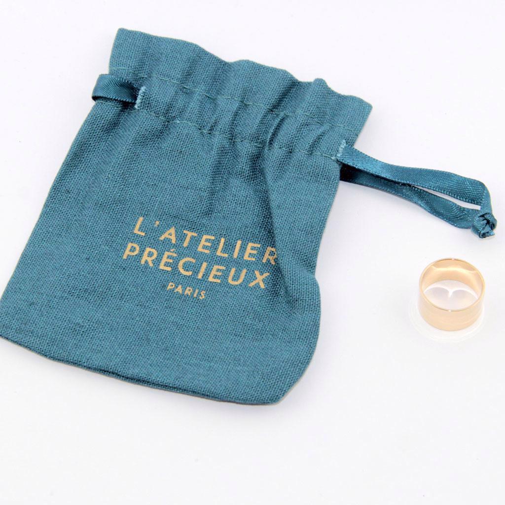 L'Atelier Précieux - Zlatý prsten/ prstýnek Velikost: 52 - foto 1