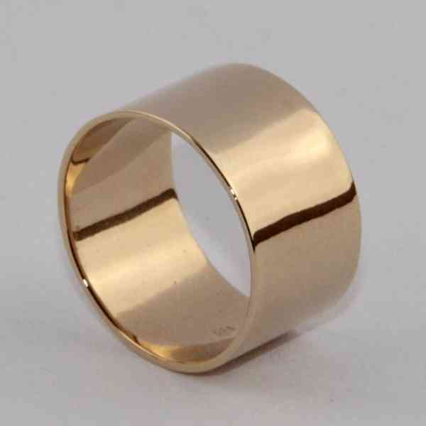 L'Atelier Précieux - Zlatý prsten/ prstýnek Velikost: 52 - foto 3