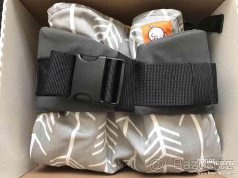 Nositko / Nosic Tula Standard (baby) ergonomicke - nove - foto 3