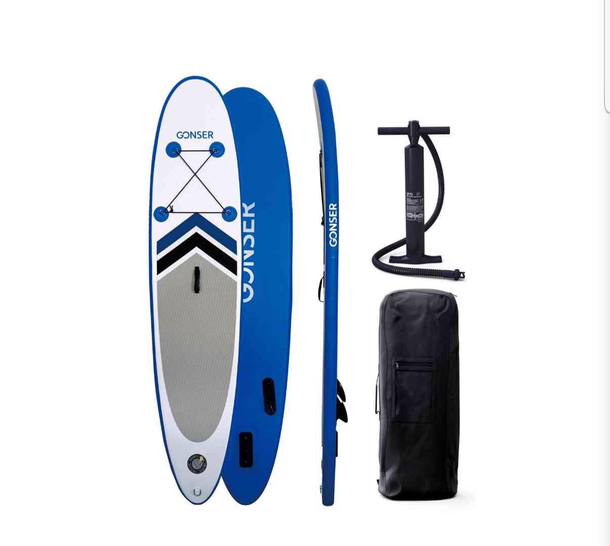 Paddleboard Surf Kids 245 cm nepoužitý  - foto 1