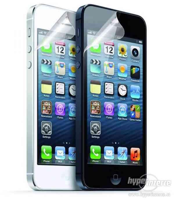 Nová krycí průhledná zadní Folie na Apple Iphone 5