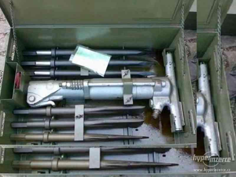 Prodám nové bourací kladivo MBK 35 - foto 1