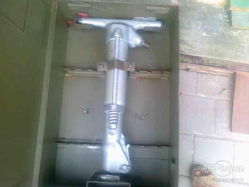 Prodám nové bourací kladivo MBK 35 - foto 2