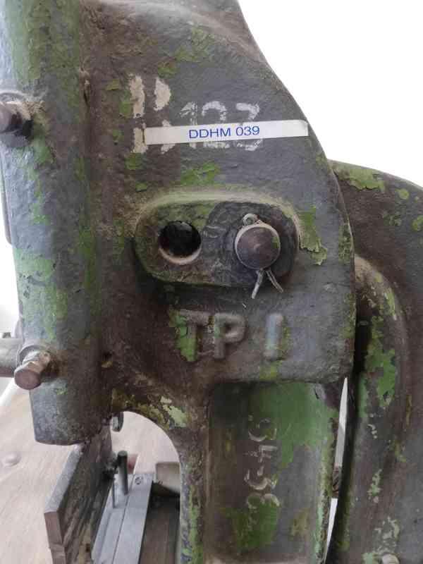 Kopací lis tzv. kopačák Tümmel - foto 2