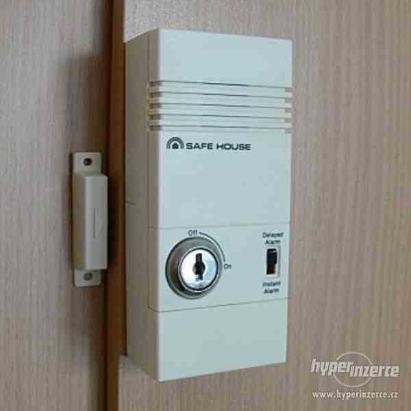 """Dveřní a okení zabezpečovací systém - Náš alarm """"Safe House"""" - foto 3"""