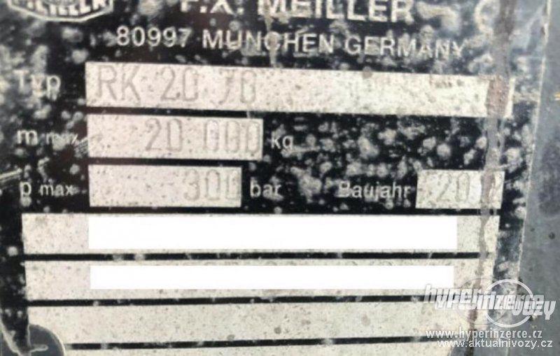 Mercedes-Benz 2544 hák 6x2 na 7m - foto 10