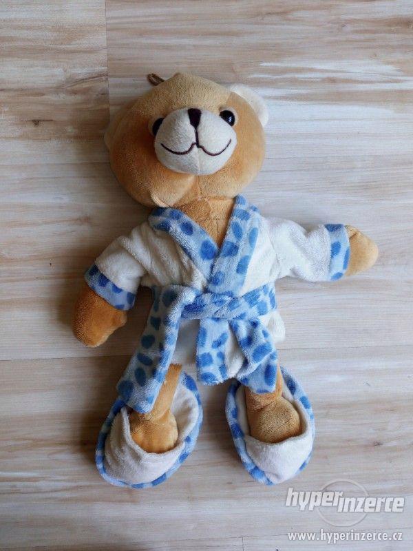 plyšový medvěd - foto 1