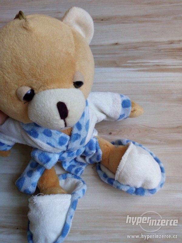 plyšový medvěd - foto 2