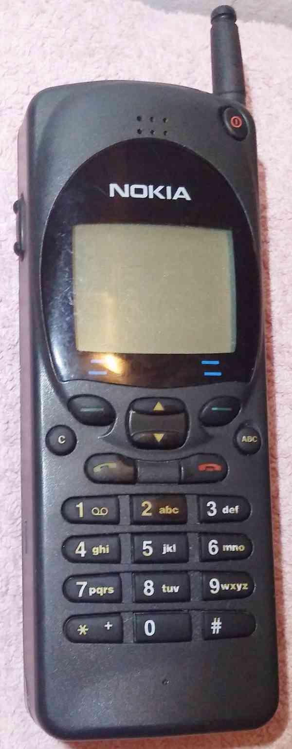 Sběratelské mobilní telefony!!!  - foto 2