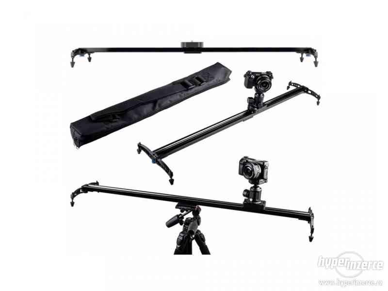 Kamerový Slider FT-GLX 60 cm - foto 4
