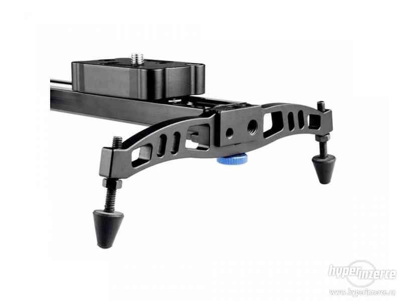 Kamerový Slider FT-GLX 60 cm - foto 5