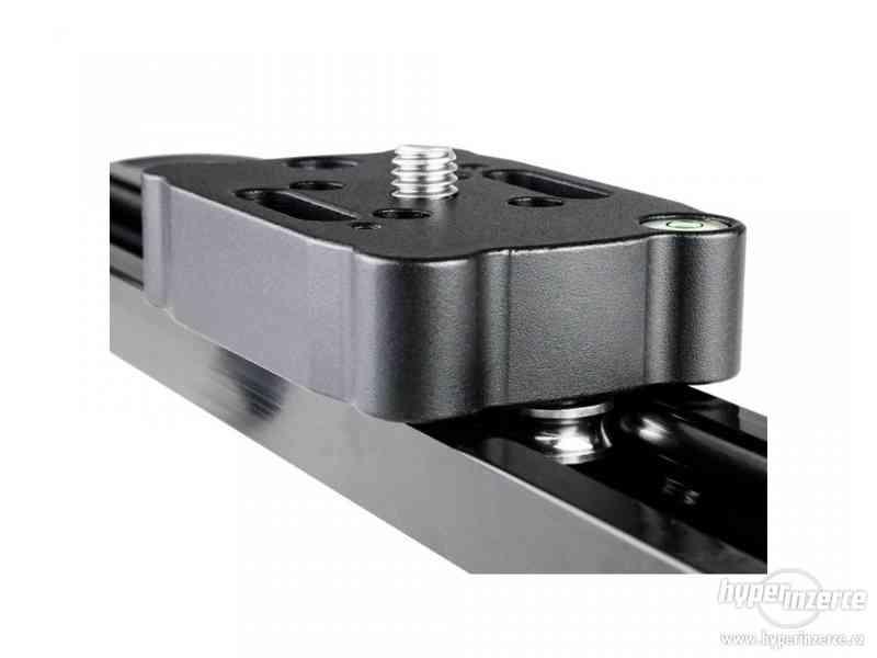 Kamerový Slider FT-GLX 60 cm - foto 6