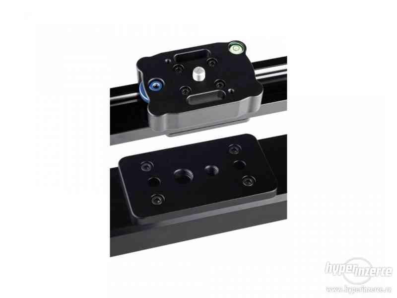 Kamerový Slider FT-GLX 60 cm - foto 7