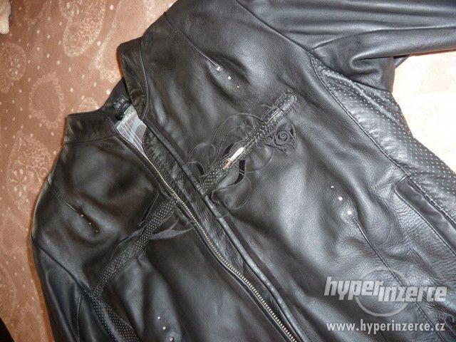 Damská kožená bunda Held